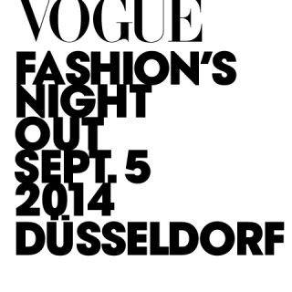 Alpenprinzessin bei der VOGUE FASHION´S Night in Düsseldorf bei JADES